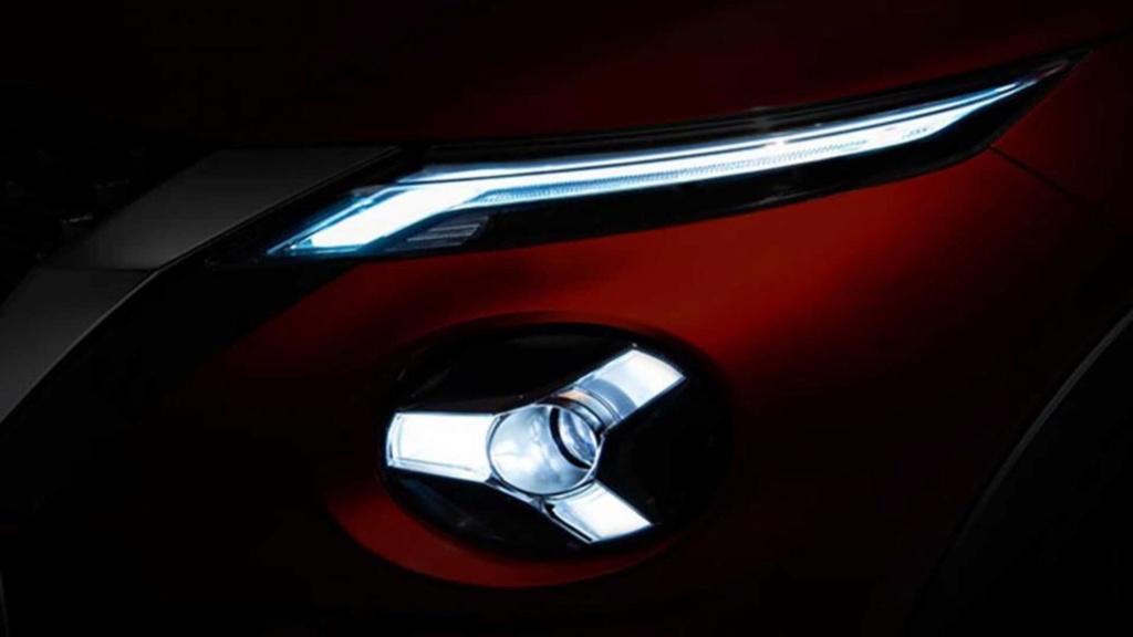 Novo Nissan Juke 2020 ganha data de estreia Nissan43