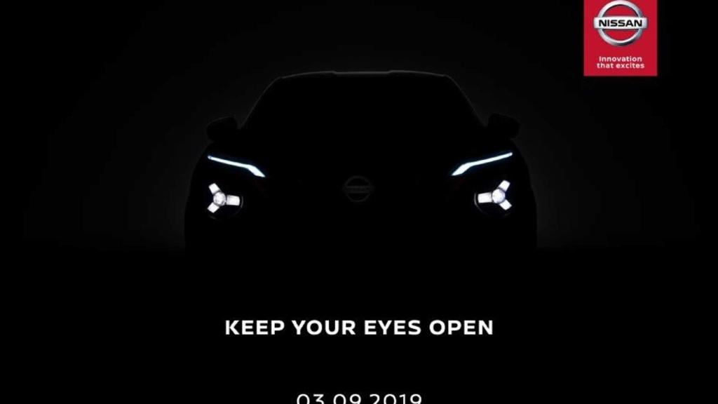 Novo Nissan Juke 2020 ganha data de estreia Nissan46