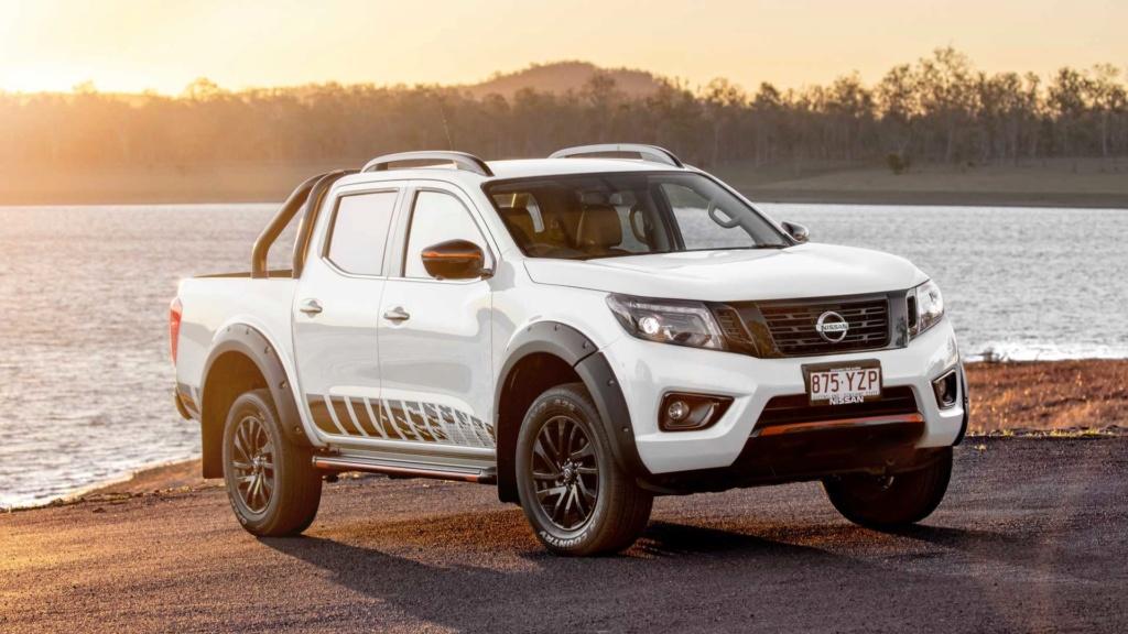 Nissan Frontier ganha versão de topo N-Trek com estilo aventureiro Nissan48