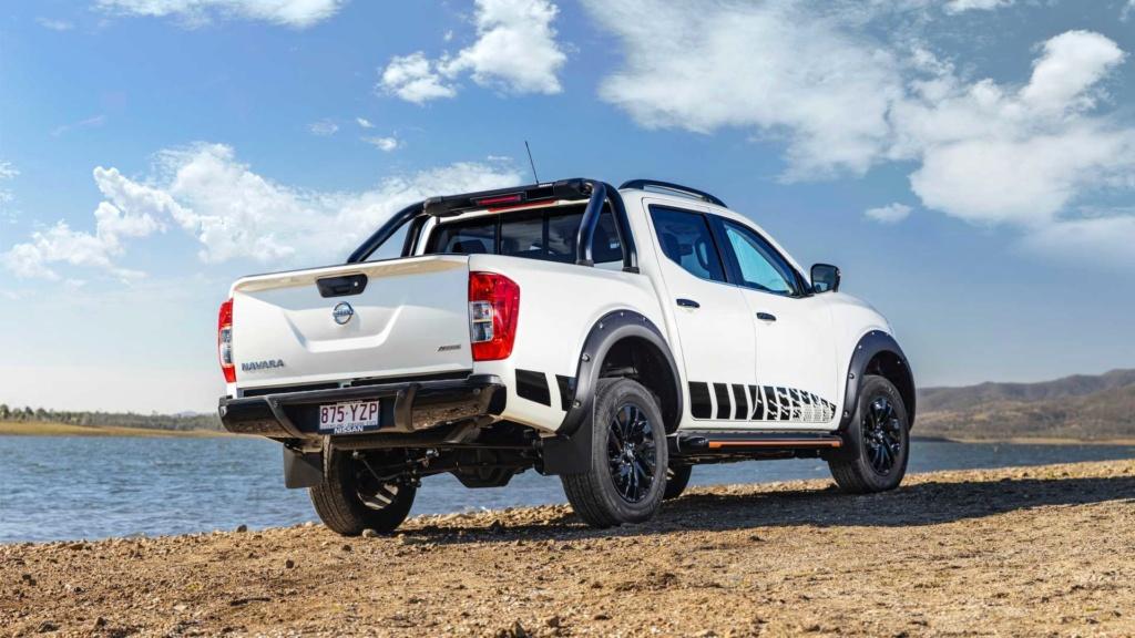 Nissan Frontier ganha versão de topo N-Trek com estilo aventureiro Nissan49