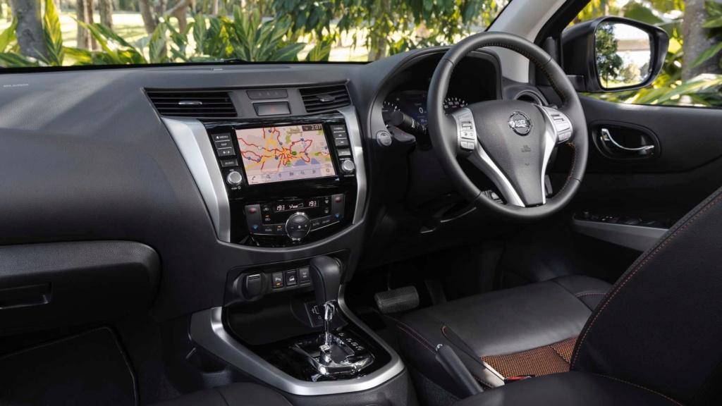 Nissan Frontier ganha versão de topo N-Trek com estilo aventureiro Nissan50