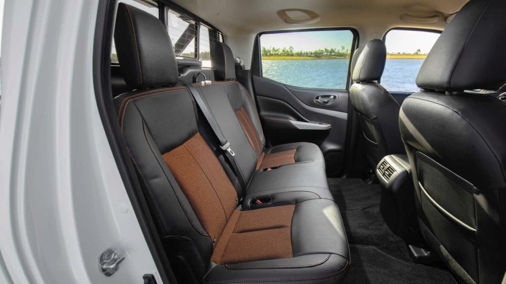 Nissan Frontier ganha versão de topo N-Trek com estilo aventureiro Nissan51