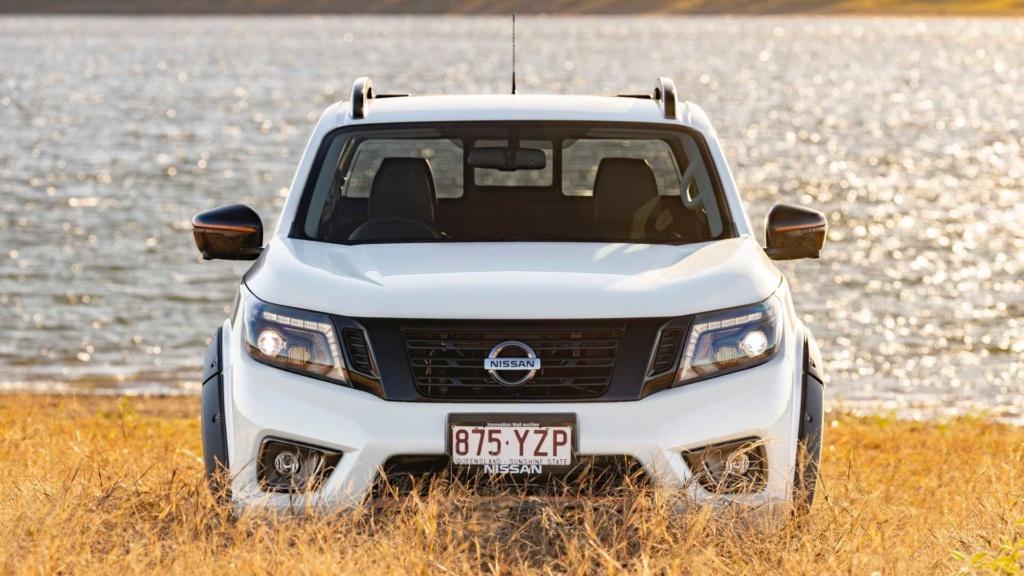 Nissan Frontier ganha versão de topo N-Trek com estilo aventureiro Nissan52