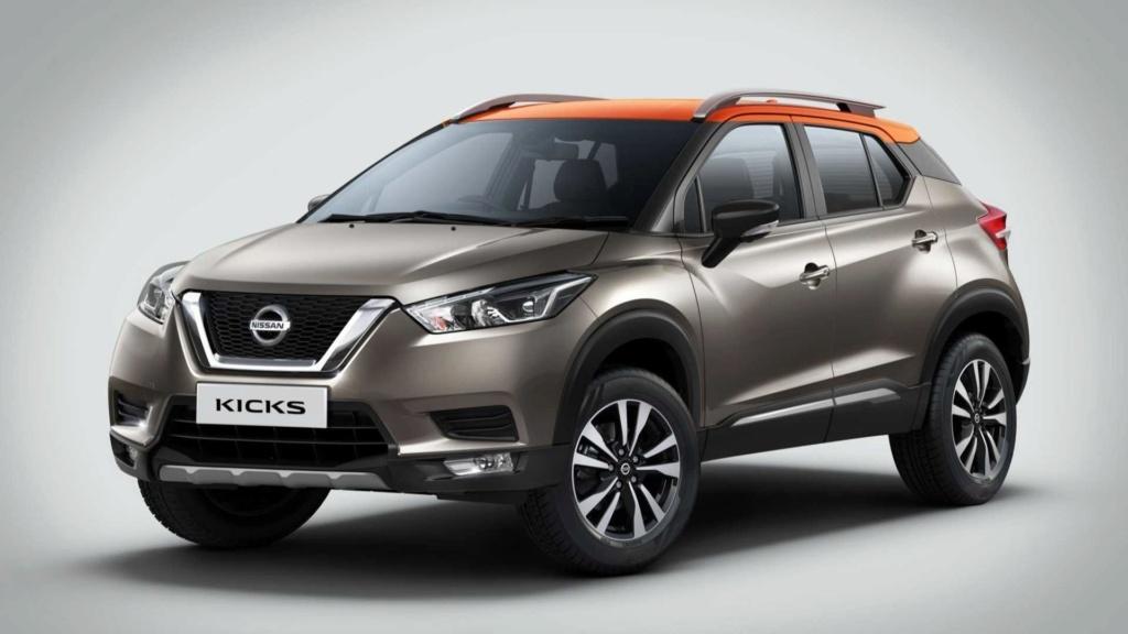 Nissan lança Kicks turbodiesel pelo equivalente a R$ 55.250 na Índia Nissan53