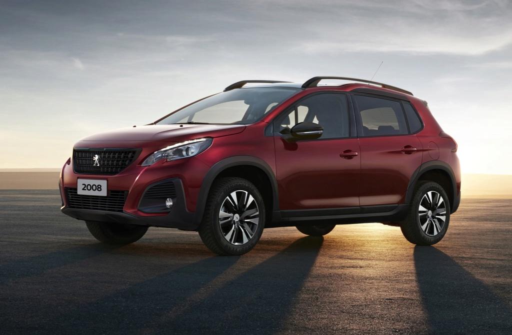 Peugeot 2008 ganha cara nova por R$ 69.990; versão turbo agora tem câmbio automático Peugeo11