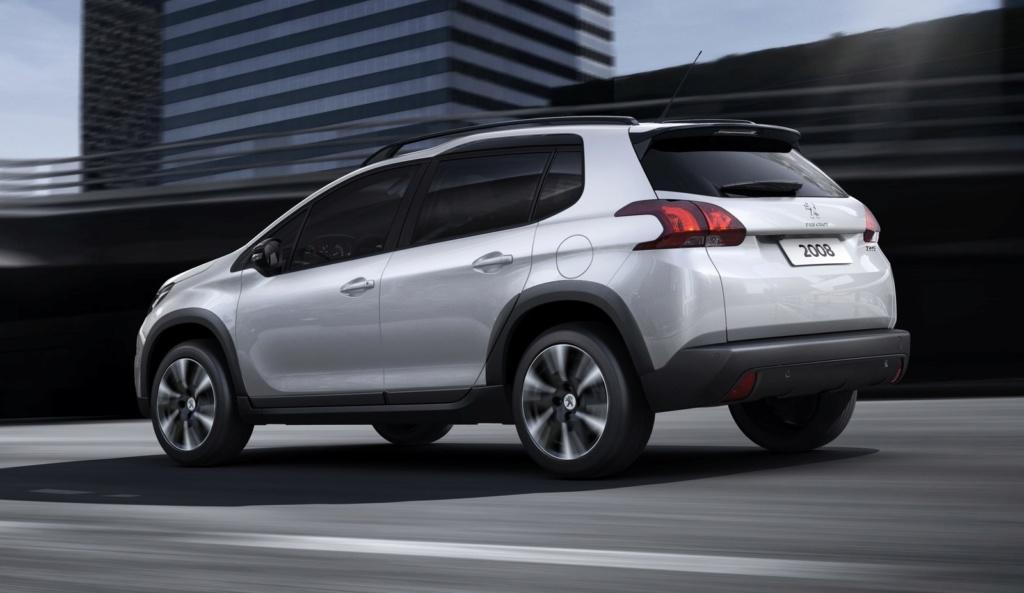 Peugeot 2008 ganha cara nova por R$ 69.990; versão turbo agora tem câmbio automático Peugeo12
