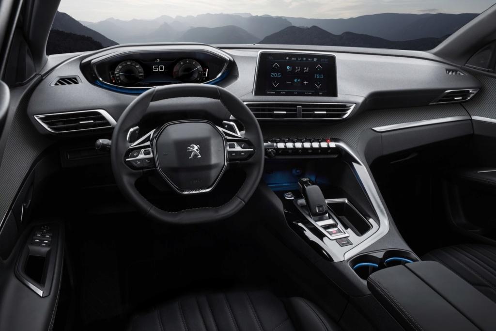 Peugeot 3008 tem nova versão de entrada Allure por R$ 139.990 Peugeo14