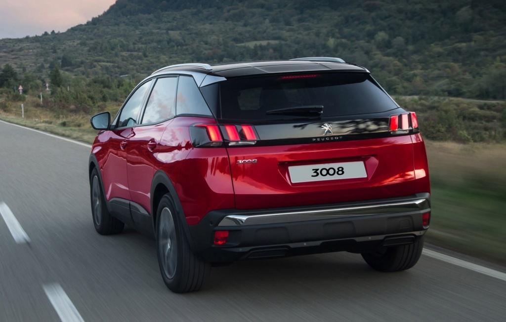Peugeot 3008 tem nova versão de entrada Allure por R$ 139.990 Peugeo16