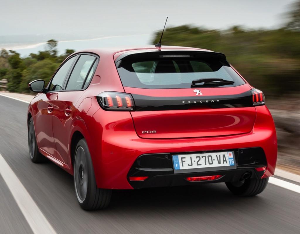 Peugeot confirma novo 208 para o Brasil Peugeo26