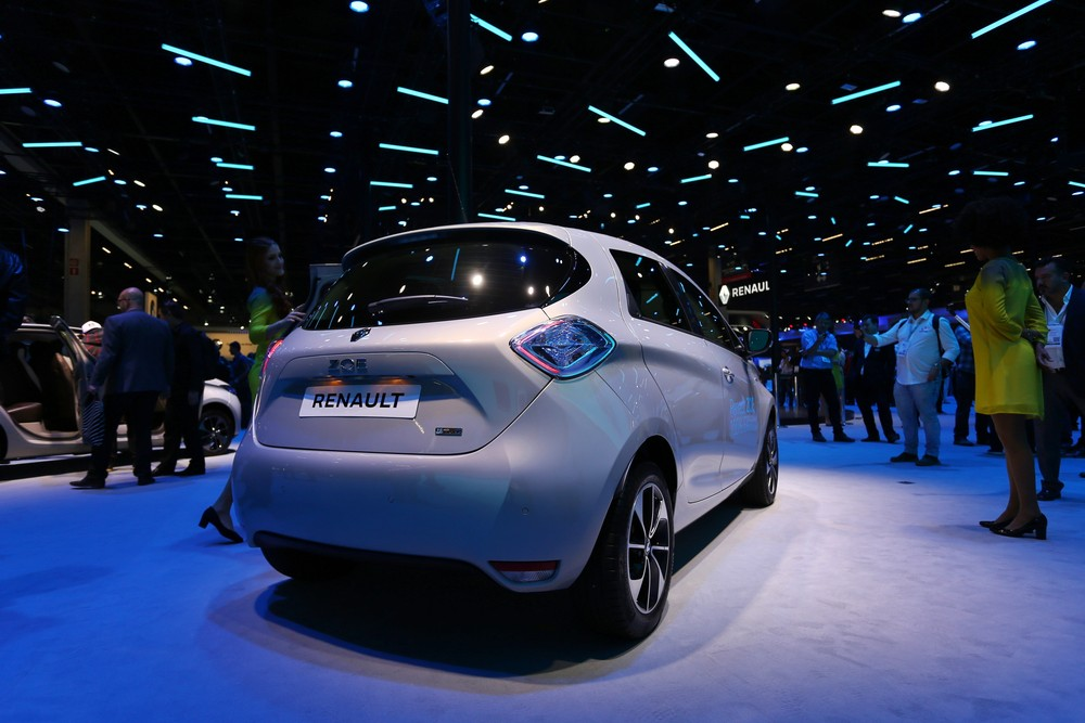 Renault mostra novo Zoe na Europa, mas Brasil segue com versão atual Q98a0210