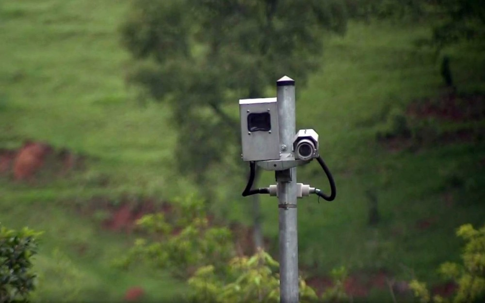 Consideradas de alto risco, rodovias federais no DF não possuem radares em funcionamento Radar310