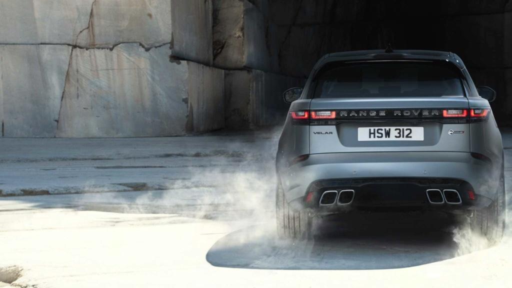Range Rover Velar SVAutobiography chega ao Brasil por R$ 565 mil Range-13