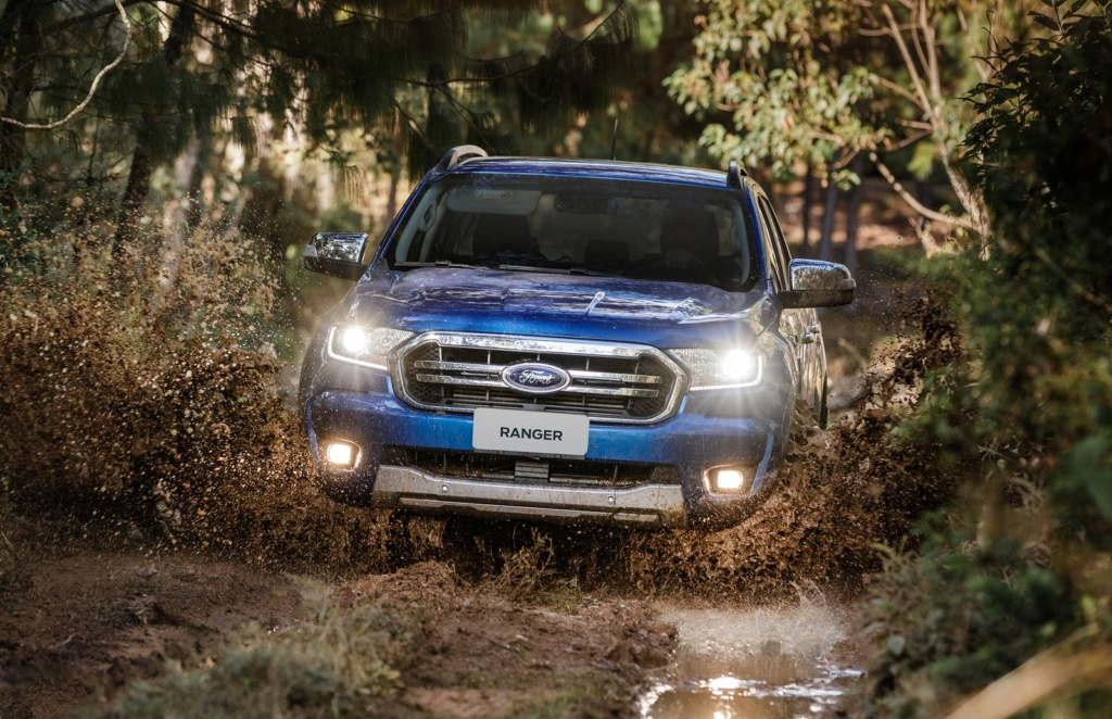 Ford Ranger 2020: primeiras impressões Ranger10