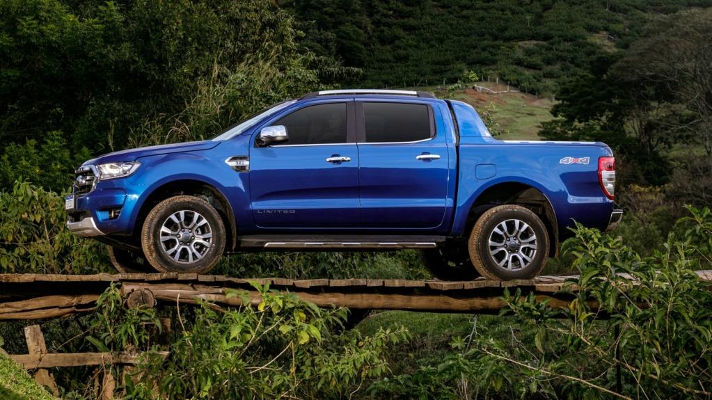 Ford Ranger 2020: primeiras impressões Ranger11