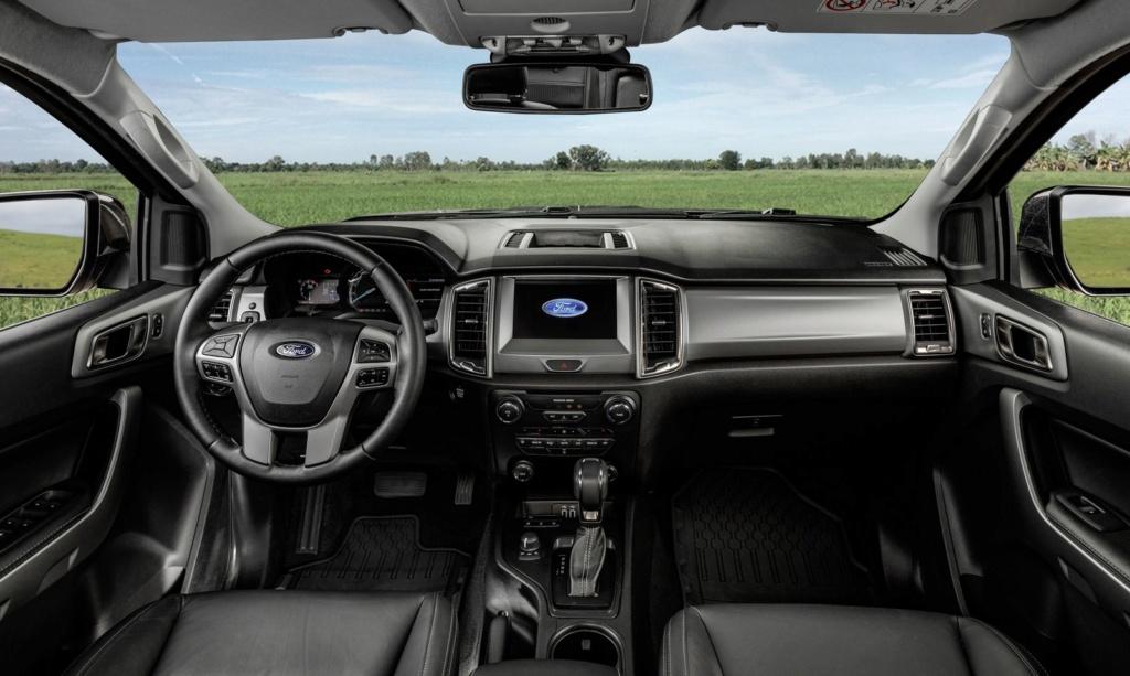 Ford Ranger 2020: primeiras impressões Ranger12