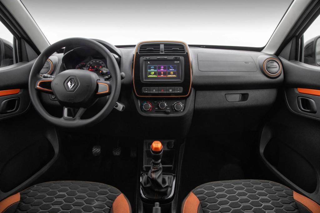 Renault Kwid Outsider estreia visual mais 'aventureiro' por R$ 43.990 Renaul12