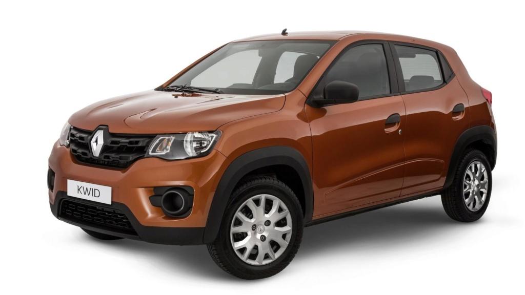 Preços do Renault Kwid 2020 agora partem de R$ 33.990 Renaul15