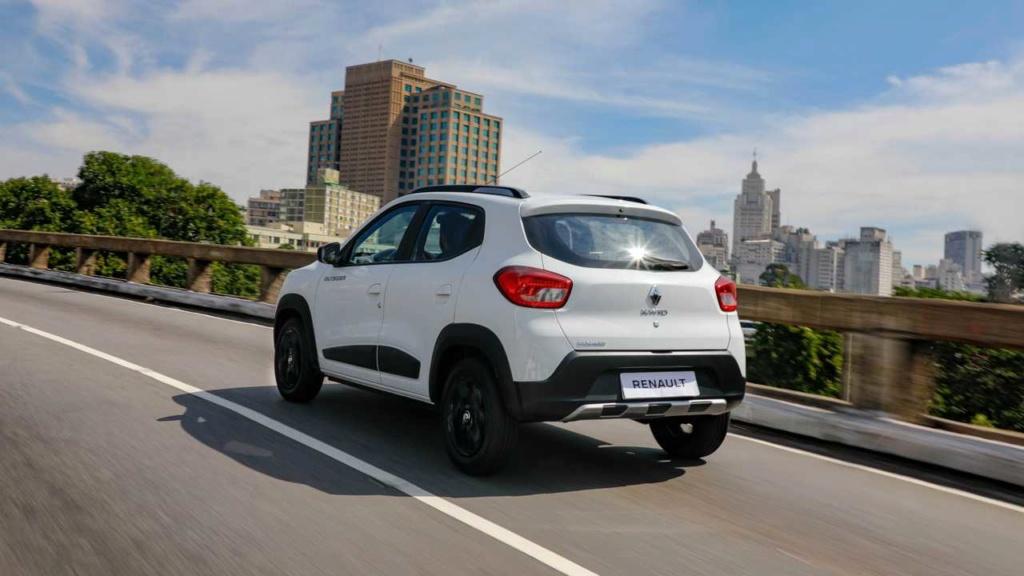 Preços do Renault Kwid 2020 agora partem de R$ 33.990 Renaul17