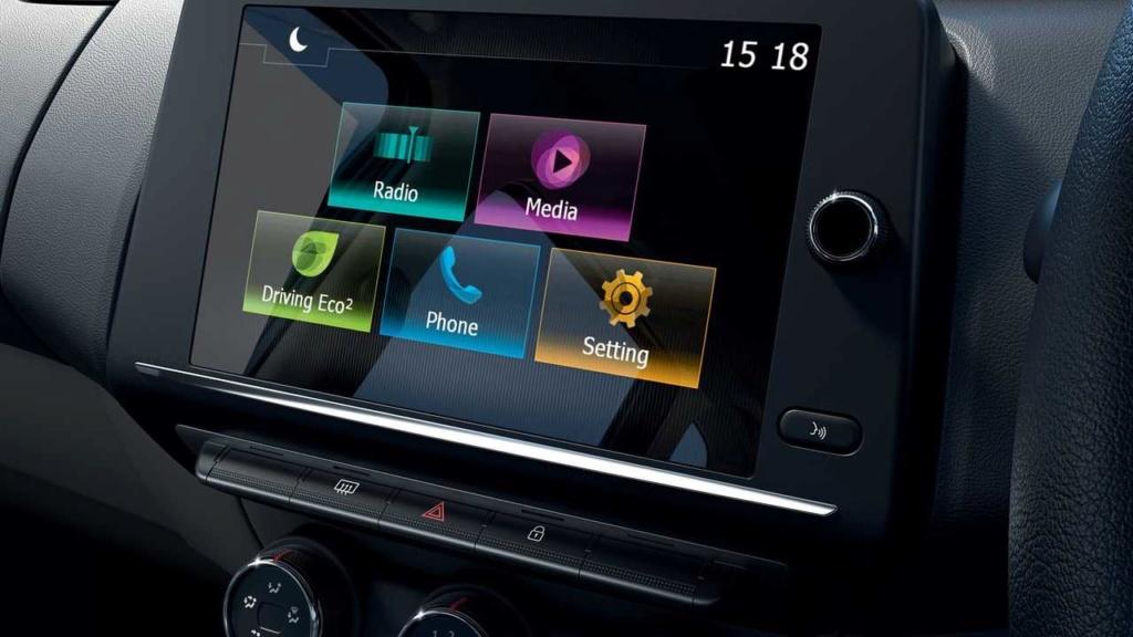 Renault Kwid reestilizado terá elementos da minivan Triber na cabine Renaul22