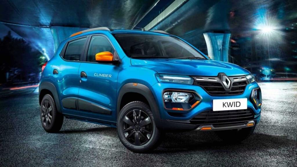Renault Kwid ganha reestilização na Índia inspirada no elétrico K-ZE Renaul23