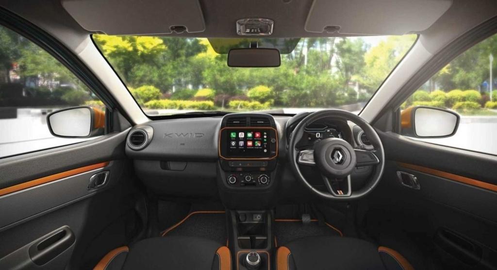 Renault Kwid ganha reestilização na Índia inspirada no elétrico K-ZE Renaul25