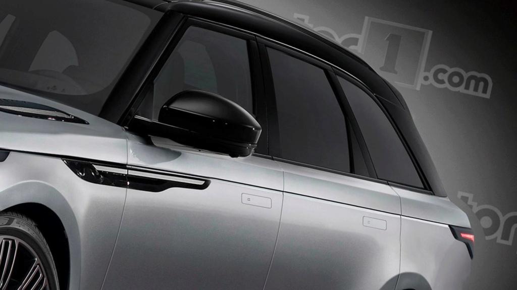 Land Rover terá inédito SUV elétrico entre Evoque e Velar Render10