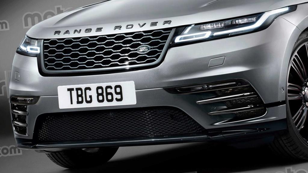Land Rover terá inédito SUV elétrico entre Evoque e Velar Render11