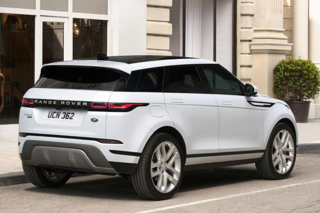 Land Rover lança novo Evoque no Brasil por R$ 312.900 Rrevq213