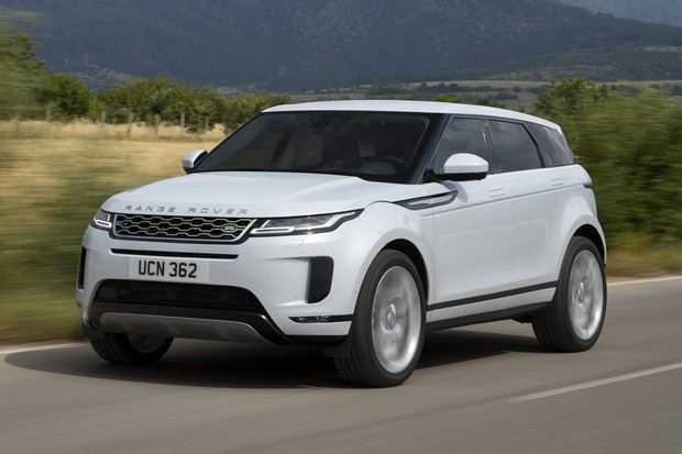 Novos Land Rover Discovery Sport e Evoque podem usar plataforma da BMW Rrevq215