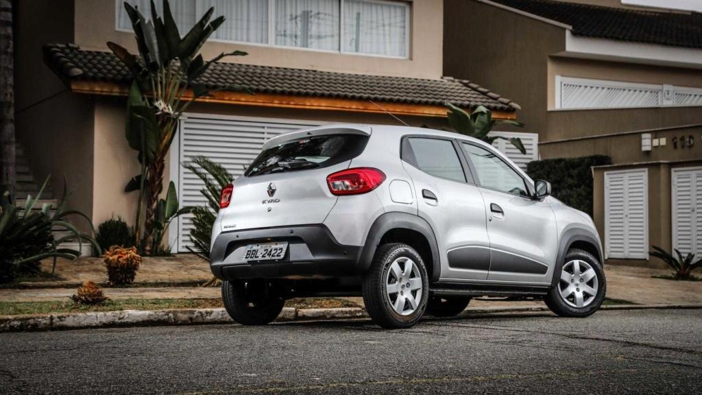 Preços do Renault Kwid 2020 agora partem de R$ 33.990 Seleca10