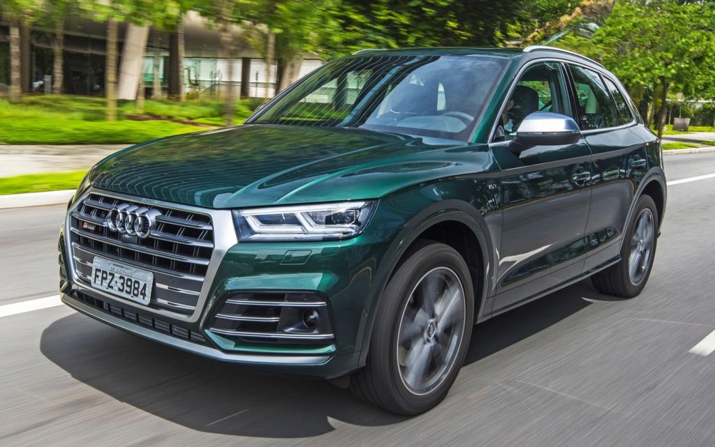 Audi convoca recall de Q5 e SQ5; para-lama traseiro pode se soltar Sq5-1910