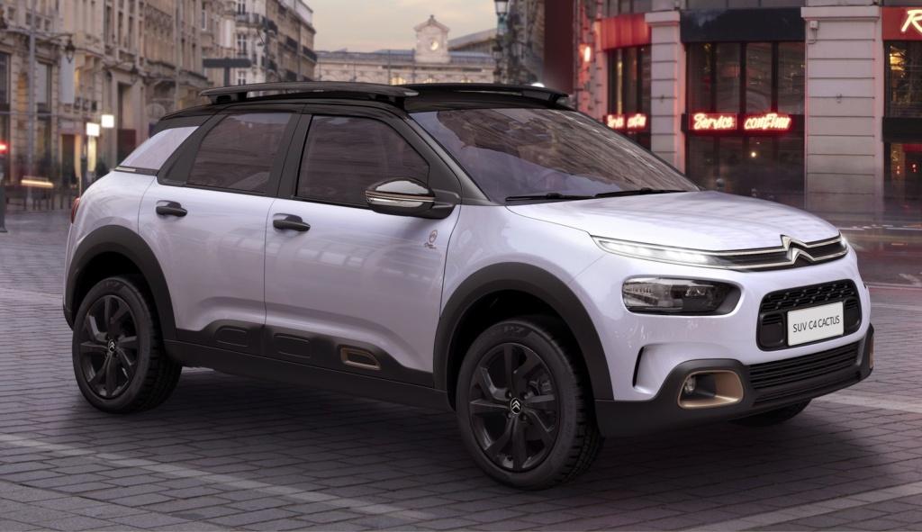 Citroën apresenta série limitada para toda linha em comemoração aos seus 100 anos de história Ssp-or10
