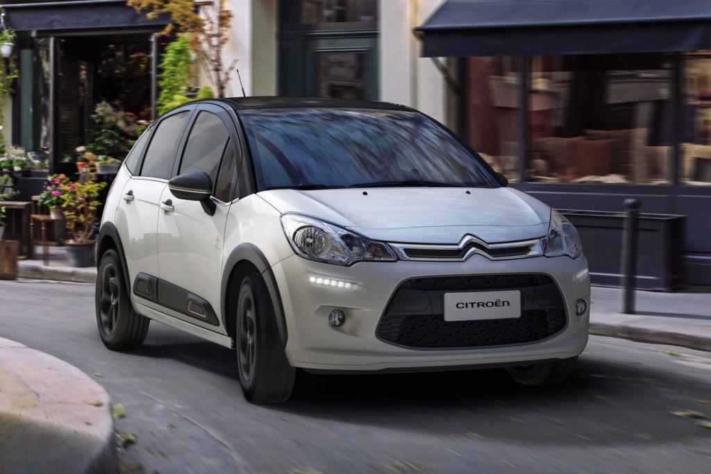 Citroën apresenta série limitada para toda linha em comemoração aos seus 100 anos de história Ssp-or11