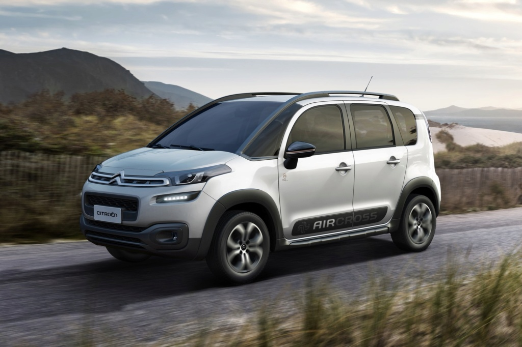 Citroën apresenta série limitada para toda linha em comemoração aos seus 100 anos de história Ssp-or12