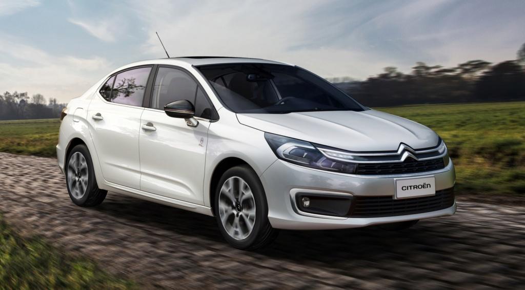 Citroën apresenta série limitada para toda linha em comemoração aos seus 100 anos de história Ssp-or13