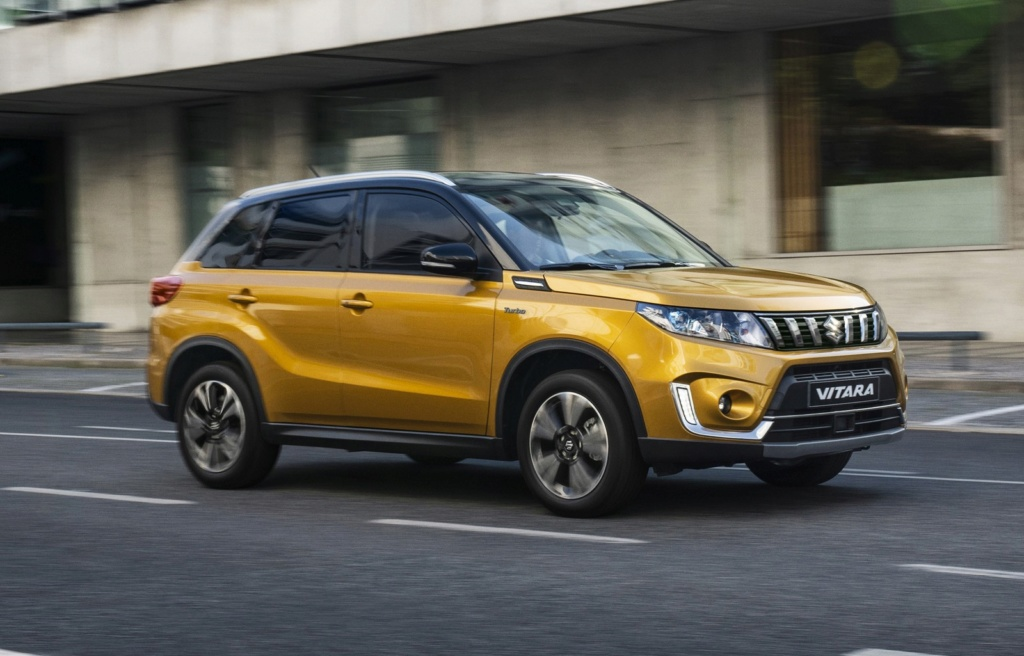 Toyota e Suzuki anunciam aliança de capital Suzuki15