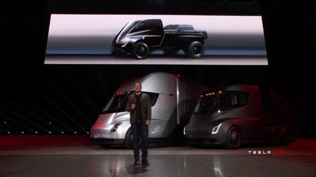 Tesla confirma revelação de picape elétrica para breve Tesla-12