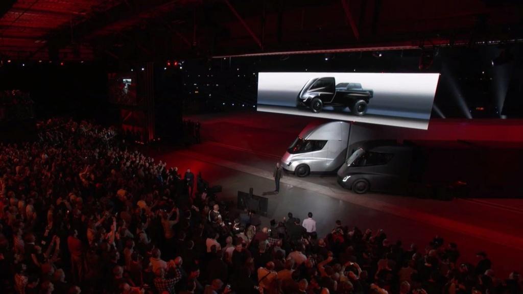 Tesla confirma revelação de picape elétrica para breve Tesla-13