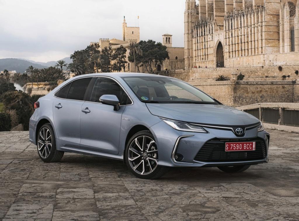 Toyota Corolla híbrido flex tem dados de potência revelados Toyota20