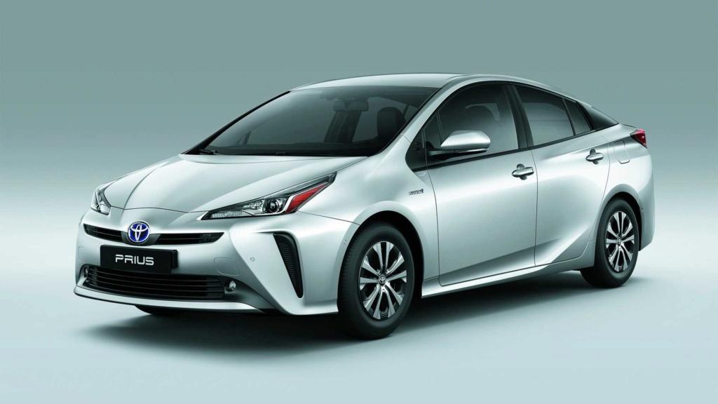 Toyota Prius 2019 chega com novo design por R$ 128.530 Toyota23
