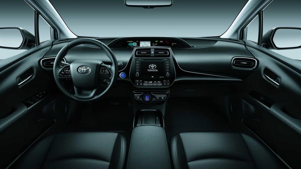 Toyota Prius 2019 chega com novo design por R$ 128.530 Toyota25