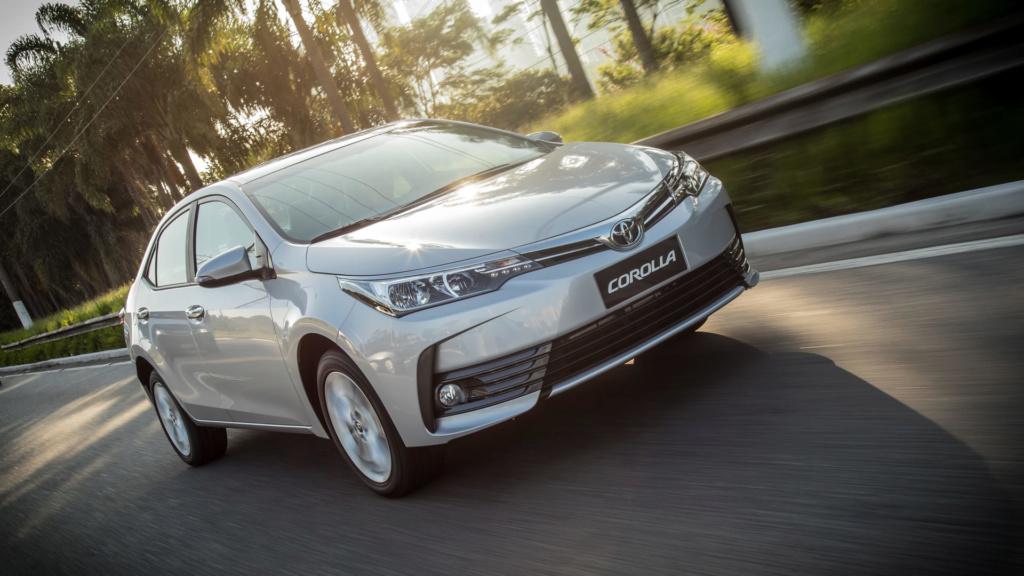 Toyota Corolla Altis sai de linha com a proximidade da nova geração Toyota29