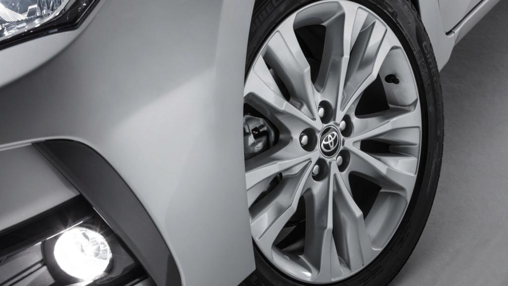 Toyota Corolla Altis sai de linha com a proximidade da nova geração Toyota30