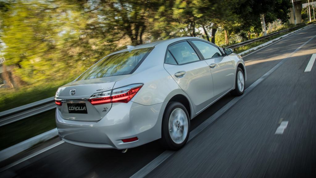Toyota Corolla Altis sai de linha com a proximidade da nova geração Toyota31