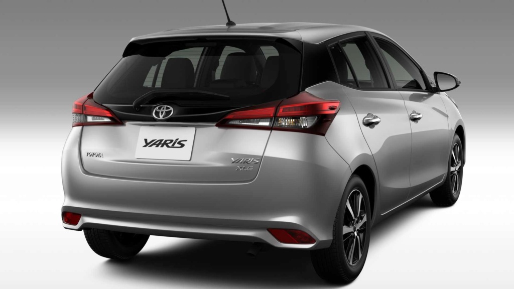 Toyota Yaris 2020 chega com Apple CarPlay e Android Auto Toyota34