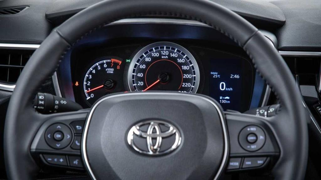 Toyota lança novo Corolla, primeiro carro híbrido flex, por R$ 124.990 Toyota48