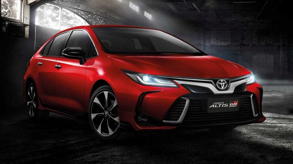 Toyota RAV4 terá versão GR Sport com design esportivo Toyota54
