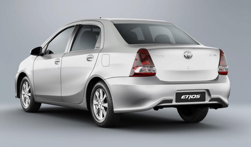Toyota Etios Sedã ganha preparação para GNV por R$ 5.360 Toyota61