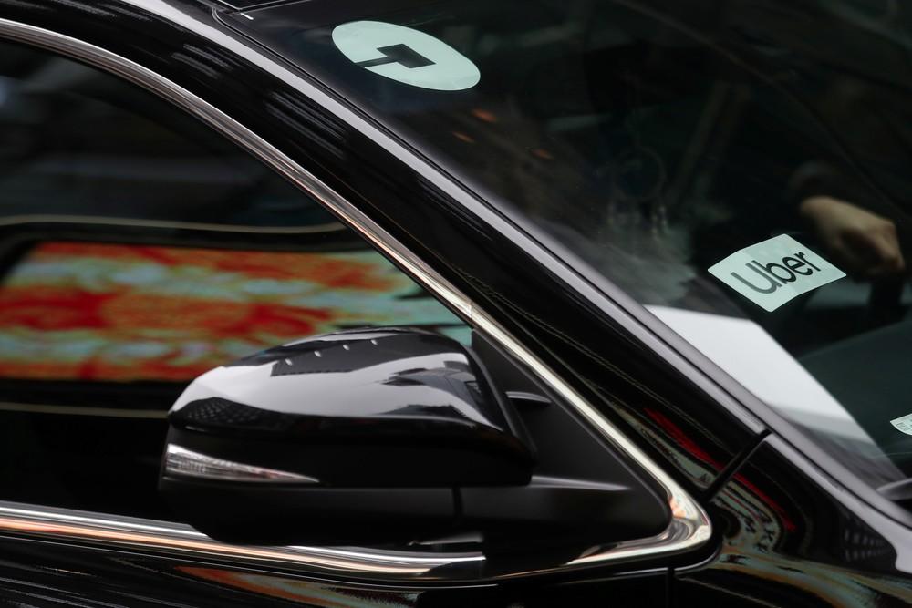 Motoristas de aplicativos Uber e 99 fazem greve por lucros maiores Uberre10