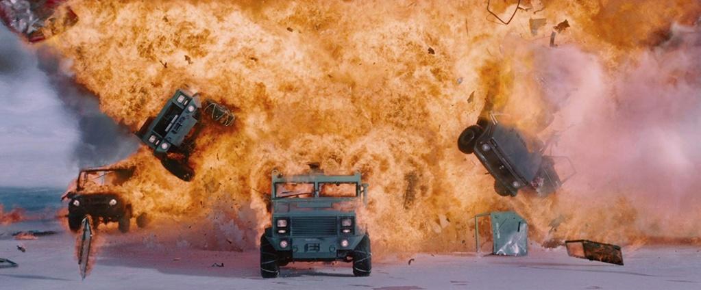 Filmagem de 'Velozes e furiosos 9' é interrompida após dublê se machucar no set Veloze11